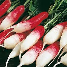 Brown Butter Radishes